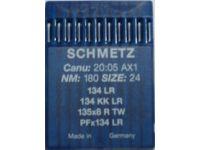 арт. 577 Иглы швейные 134 LR (по коже) №90 -№180 SCHMETZ Иглы швейные Германия